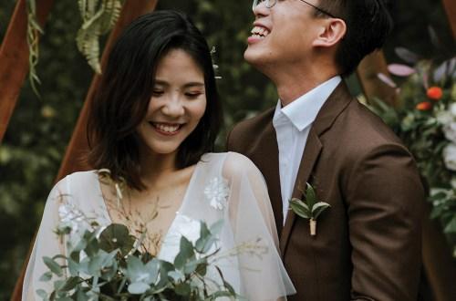 The Wedding Notebook online magazine