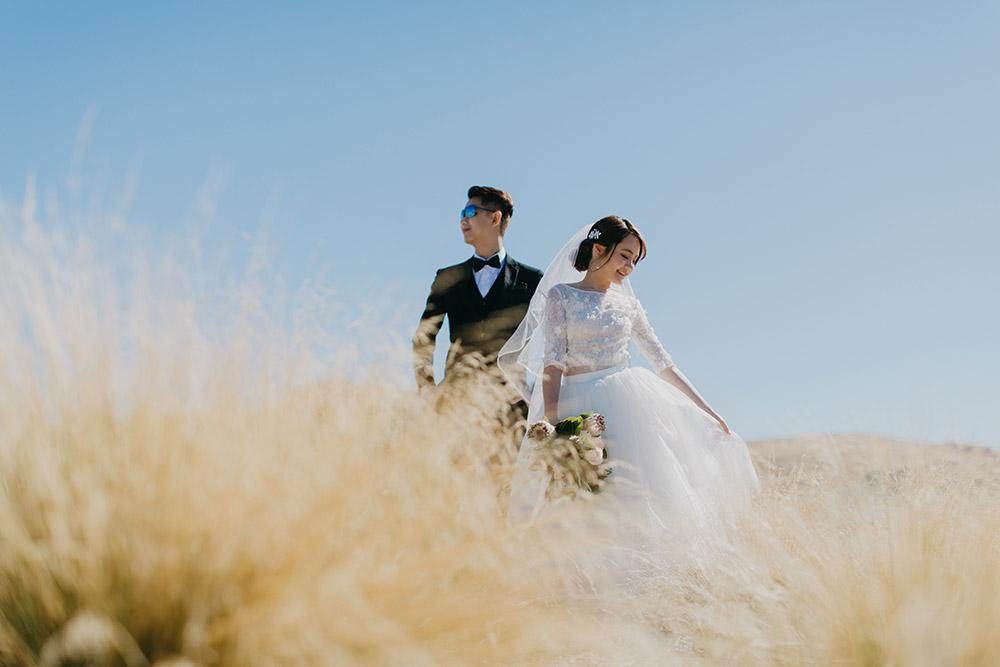 Photo by Nicholas Yuen Photography. www.theweddingnotebook.com