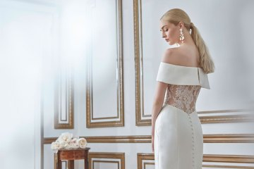 Sareh Nouri New York Fall 2021 Collection. www.theweddingnotebook.com