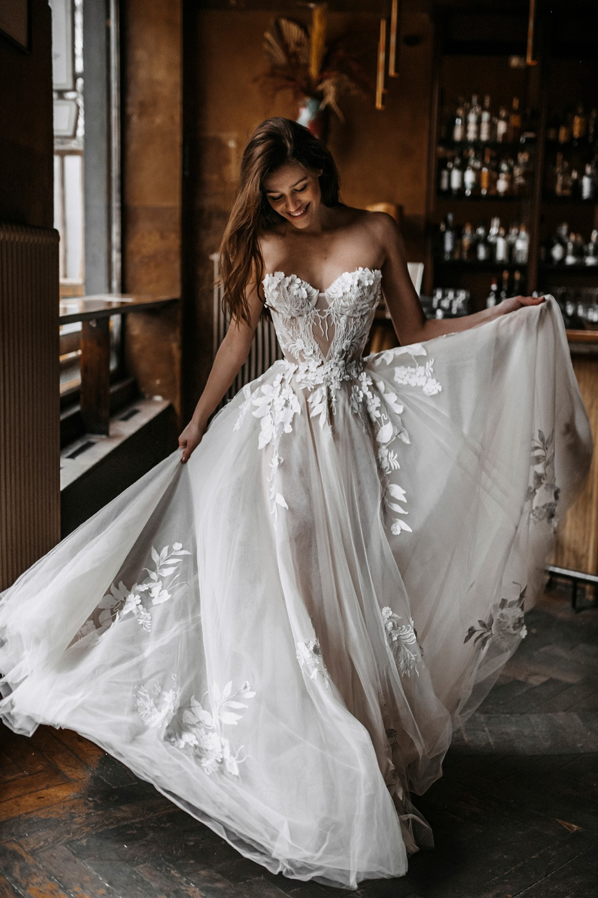 GALA by Galia Lahav Spring 2022 Bridal Collection. www.theweddingnotebook.com
