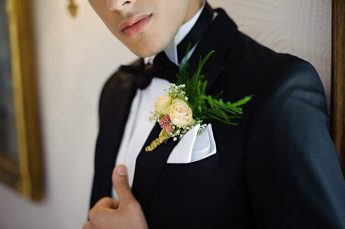 Photo: HRM Photography | Venue: Elsie Perrin Williams Estate London | Menswear: budgowan.com