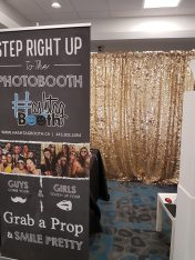 Hashtag Booth