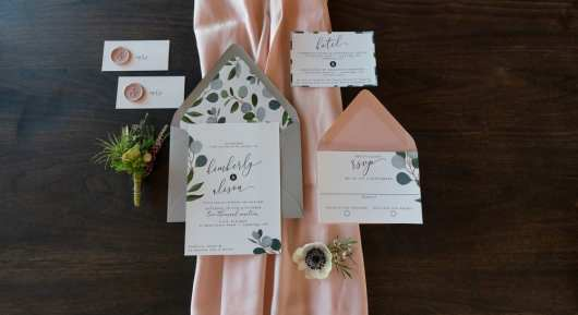 Stationary: Red Bicycle Paper Co. | Photo: A Nash Photograph