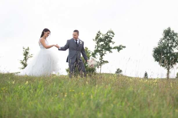 Venue: Whistle Bear Golf Club | Photographer: Anne Edgar Photography