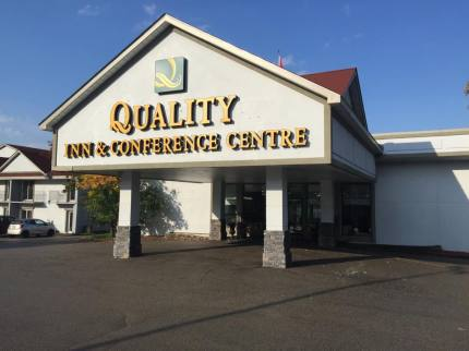 Quality Inn And Conference Centre Orillia