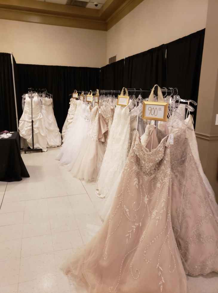 gown sale sarnia wedding expo