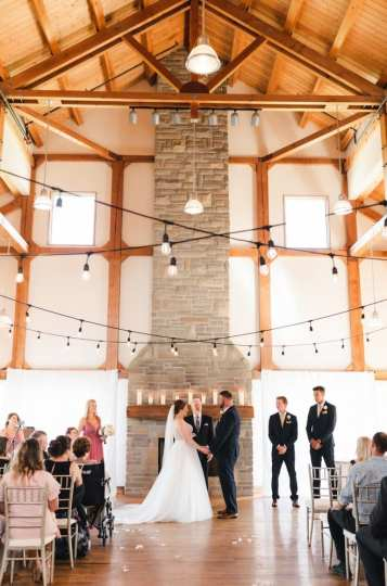 Venue; Grey Silo Golf Club | Photo: Sandra Monaco Photography
