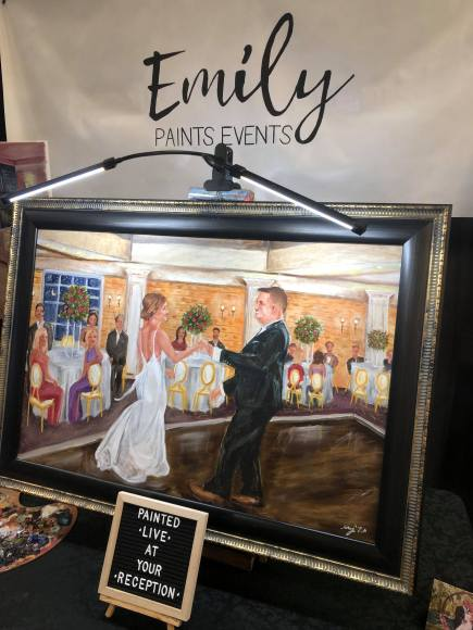 Emily Paints Events
