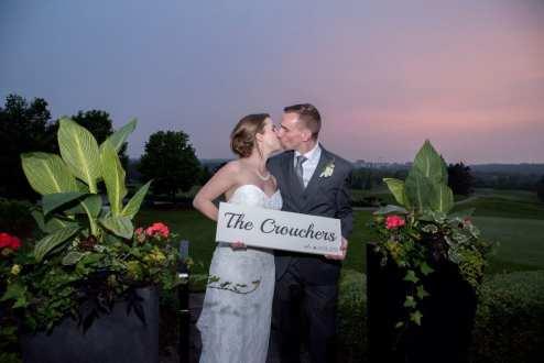 Photo: Simply Wedding Photography | Venue: Cutten Fields