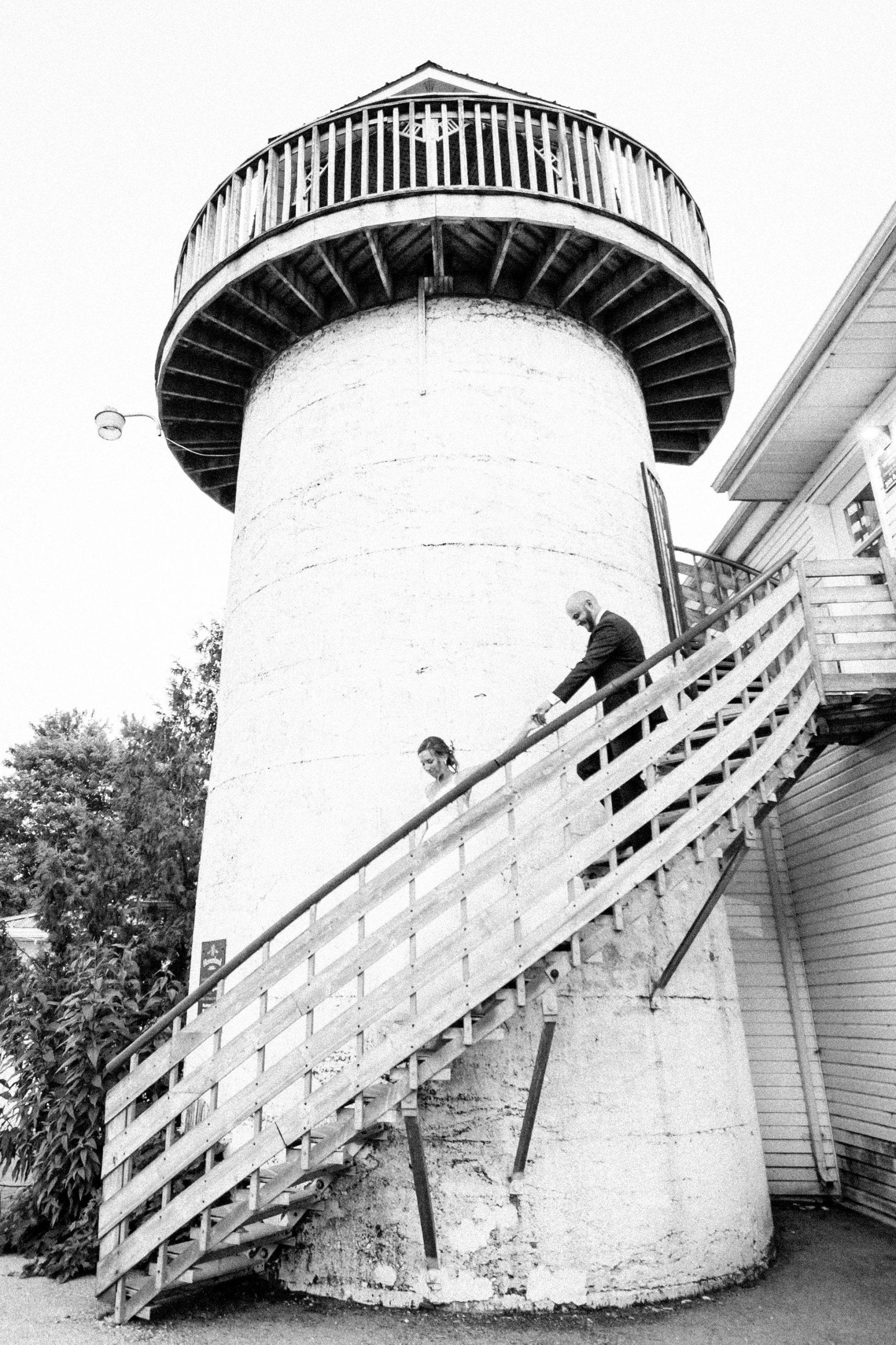 Tower - Hessenland Inn & Schatz Winery