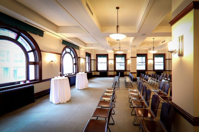 Venue: Ontario Heritage Trust : Birkbeck Room | Photo: Bofei Cao