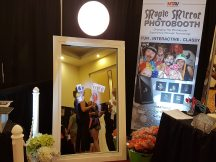MTAV's Magic Mirror Photobooth