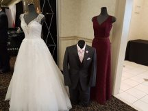 Gowns by Bridal Boutique | Tux by Collins Formal Wear