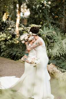 Venue: Cambridge Butterfly Conservatory | Photo: Girard Photography
