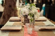 Tablescapes, The Creative Bride | Photo: Jennifer Goulden