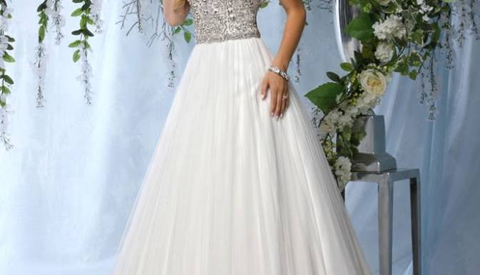 bridal gown gallery} Featuring Gowns Found at Sew Stylish Wedding ...
