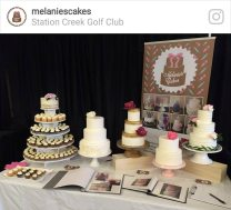 Melanie's Cakes, Newmarket Fall 16 Expo at Station Creek Golf Club