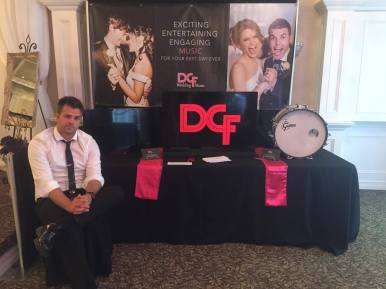 DCF Wedding Music | Orillia Expo at Best Western Mariposa Inn