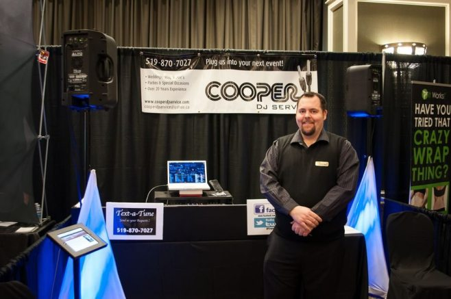 Photo Recap London Expo Best Western Plus Lamplighter Inn | Cooper DJ Service
