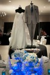 Photo Recap London Expo Best Western Plus Lamplighter Inn | Decor: High Gloss Weddings | Gown: Sew Stylish Wedding Works | Tux: Collins Formalwear