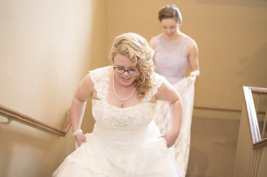Carly & Reighanna's Rebel Creek Wedding | Photo: Emptage Photography