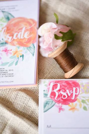 Red Bicycle Paper Co. | Photo: Julie Nicole Photography