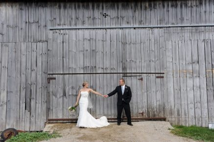 Photo: Sheila Braam Photography | Rustic Barn Wedding