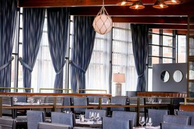 Spencer's at the Waterfront | Photo: VP Studios