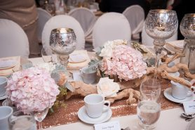 Venue: Bellamere Winery | Decor: To Suit Your Fancy | Photo: One12 Photography