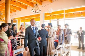 Coordination: West Coast Weddings | Ceremony: Black Rock Oceanfront Resort | Reception: The Shore | Photo: Douglas and Ocean Photography House
