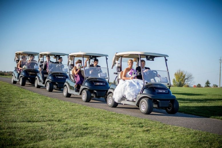 Venue: Whistle Bear Golf Club | Photo: Anne Edgar Photography