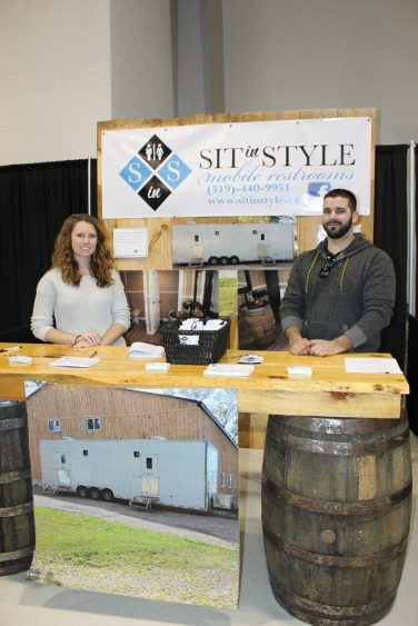 Wingham Expo | Sit in Style