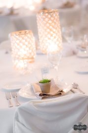 Decor: Devine Wedding Design | Photo: Frances Morency Photography