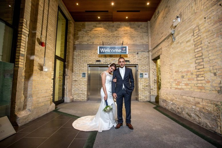 Venue: The Tannery | Photo: David + Kara Wedding Imagery
