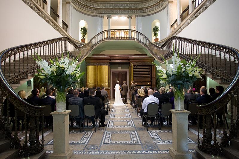Leigh Court Wedding Venue In Bristol