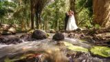 After-Wedding-Shooting auf Mauritius