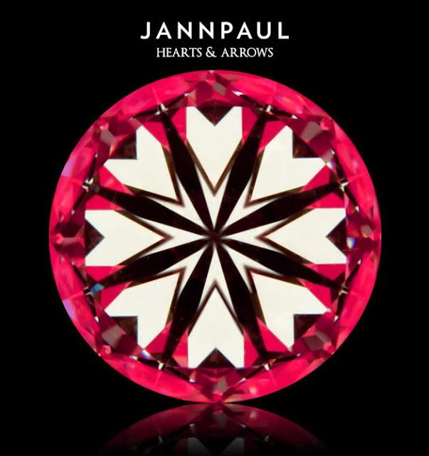 hearts and arrows- jann paul
