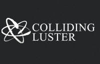 Colliding Luster Logo