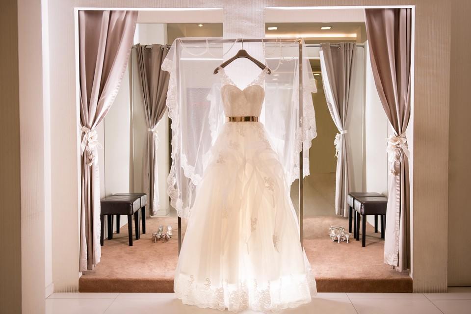 Rico A Mona Bridal Boutique Wedding Dress