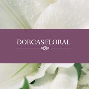 Dorcas Floral Logo