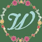 W for Wedding Logo