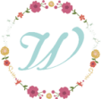 (5) W for Wedding Logo