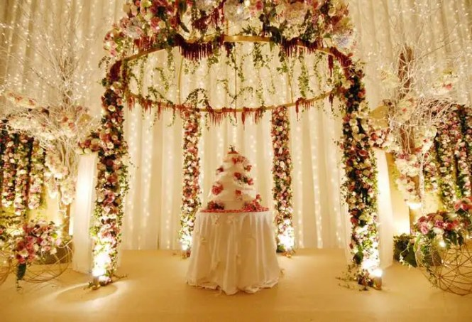 wedding florists singapore Fiore Dorato