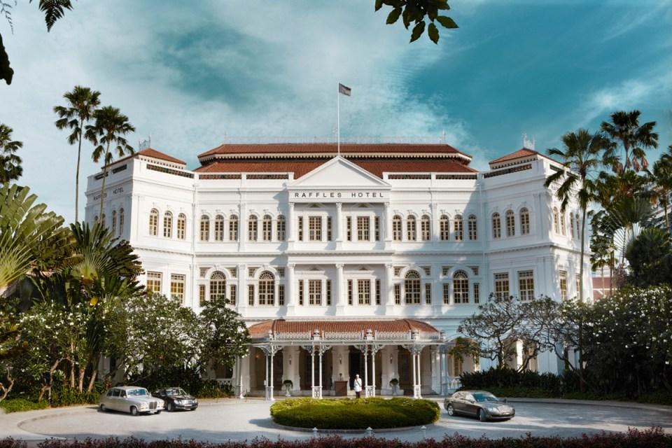 Raffles Hotel Singapore - 1 ( 1200 x 800 )