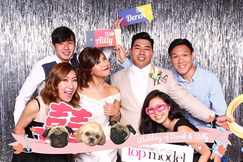 wedding photobooth singapore