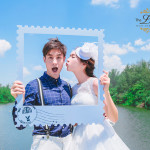 Themed Wedding Photoshoots with The Louvre Bridal