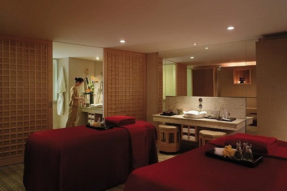 Top 10 Spas in Singapore - CHI, The Spa