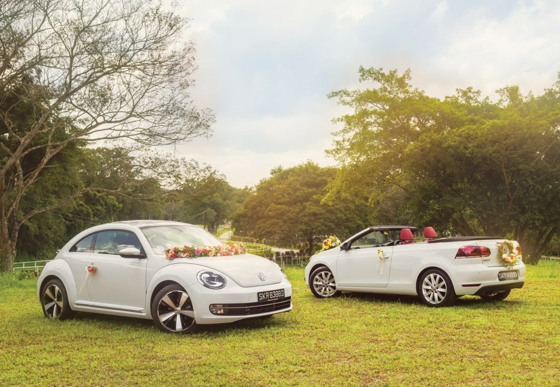 wedding car singapore