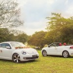 Your Chic & Classy Wedding Car by Volkswagen Singapore