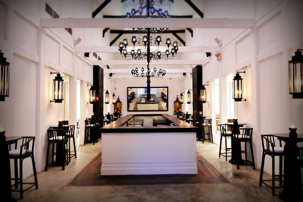 wedding venue singapore Tamarind Hill